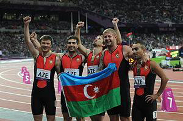 Azərbaycanlı atlet Avropa rekordu vurdu