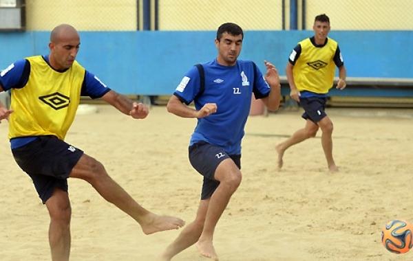 Çimərlik futbolu üzrə yığmamızın heyəti açıqlandı