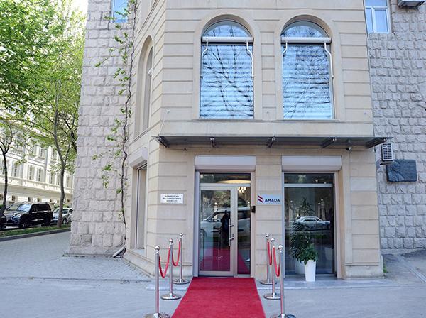 Milli Antidopinq Agentliyinin (AMADA) yeni binası - FOTOLAR