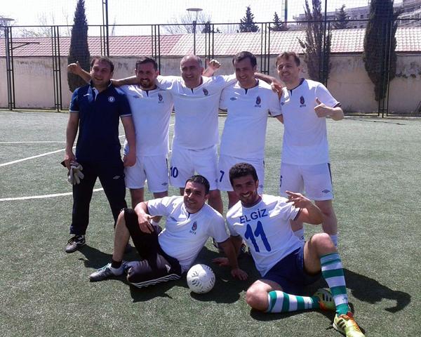 Media Komitəsinin mini-futbol turnirinin qalibi bəlli oldu - FOTO