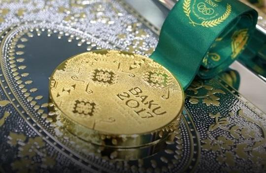 4 qızıl medal qazanan idmançımıza nə qədər pul veriləcək? - RƏSMİ
