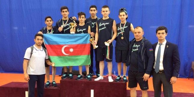 İdman gimnastlarımız Macarıstanda uğurla çıxış etdi