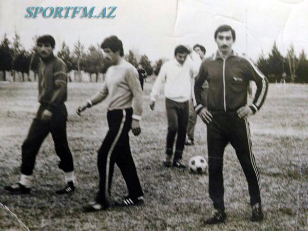 53 yaşına qədər futbol oynayan Bərdənin
