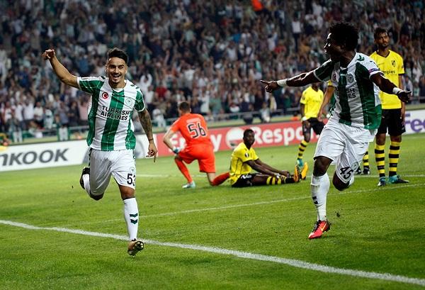 Türkiyə klubu avrokuboklarda ilk qələbəsini qazandı