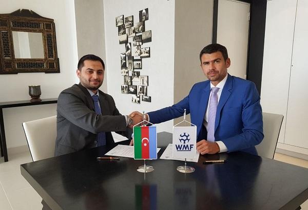 """""""Azfar Group"""" Dünya Mini-Futbol Federasiyası ilə əməkdaşlığa start verdi"""