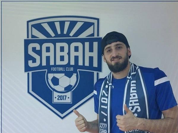 """Cavid İmamverdiyev rəsmən """"Sabah""""da!"""