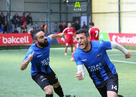 Alfa Liqada finalçılar bəlli oldu