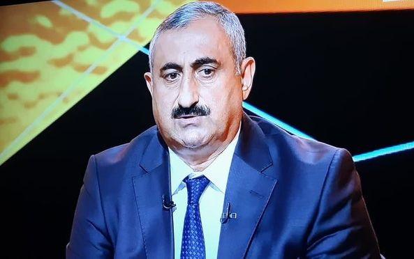 """Nazim Süleymanov Rusiya kanalında """"Neftçi""""ni təriflədi -"""