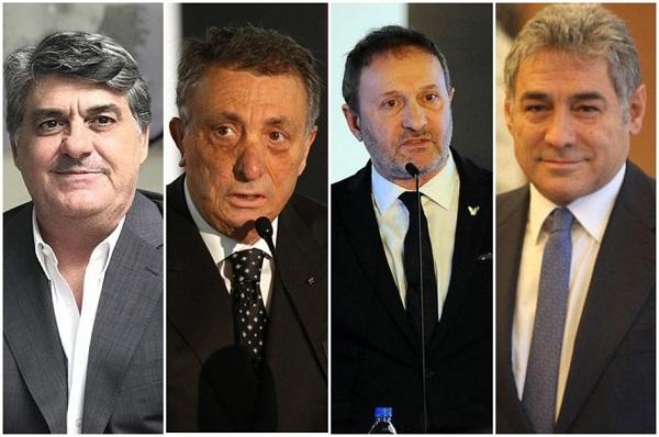 """""""Beşiktaş""""ın prezidenti postuna 4 namizəd -"""