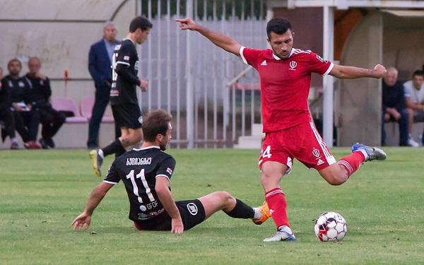 Gürcüstanda çıxış edən futbolçumuz komandasından ayrıldı -