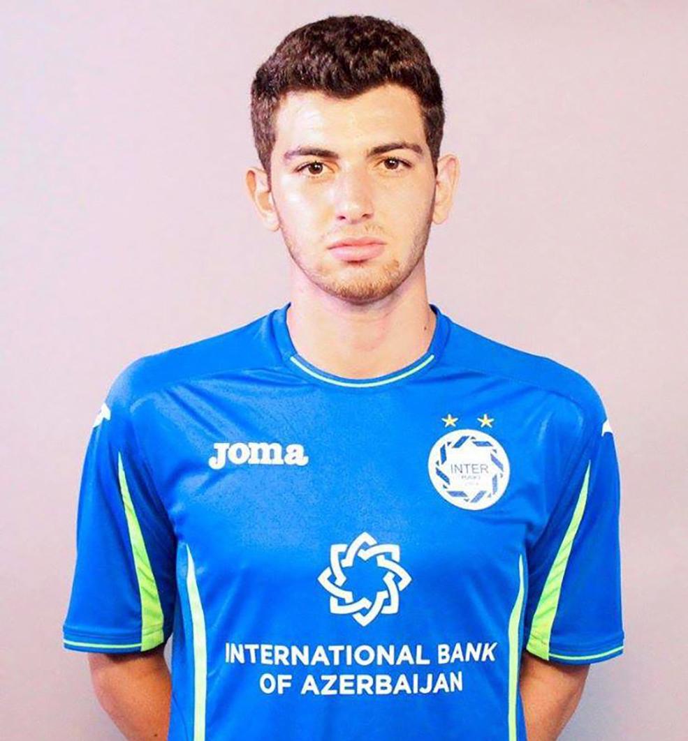 21 yaşlı azərbaycanlı futbolçu legioner həyatı yaşayacaq -